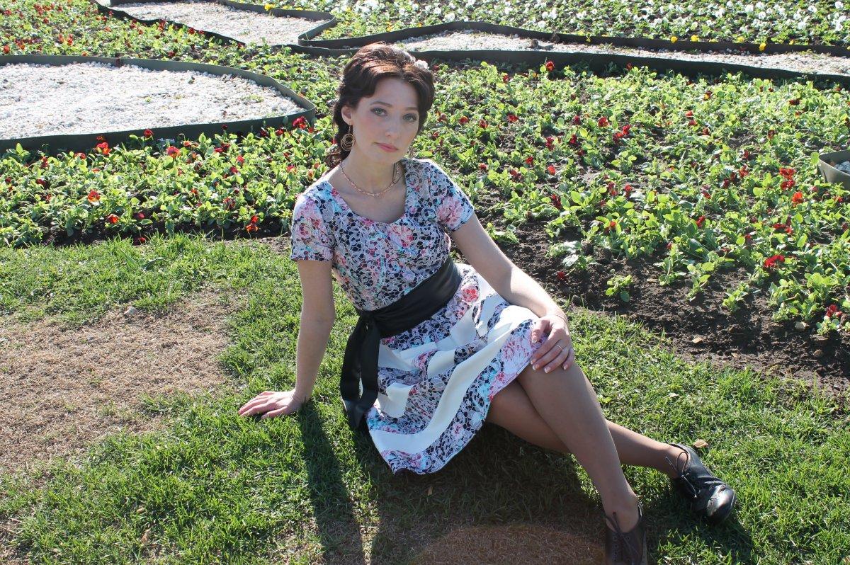 Диана из города Протвино